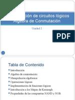 Simplificación de Circuitos digitales