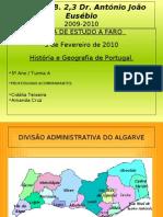Visita de Estudo a Faro