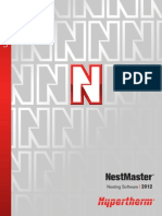 NestMaster 2012 Manual