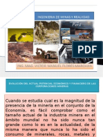 mineria y realidad