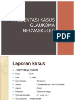 Mata_Laporan Kasus Glaukoma Neovaskular