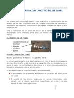 Procedimiento Constructivo de Un Tunel