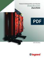 Guia Tecnica Transformadores Zucchini (Filial Chile)