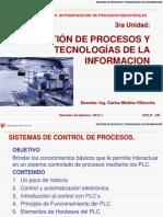 Clase 13 Sistemas de Control Plc -Cmv
