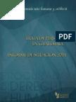 Informe Trata de personas PDH