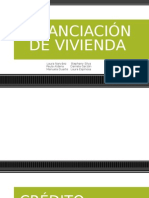 FINANCIACIÓN DE VIVIENDA FINAL