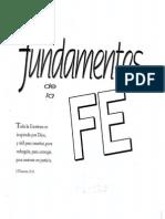 John MacArthur - Fundamentos de Fe