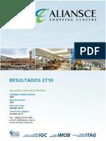 Earnings Release 2T10 - IFRS