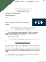 Marmolejo v. Sears, Roebuck and Company - Document No. 7