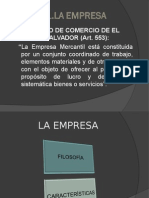 PRESENTACIÓN LA EMPRESA.ppt