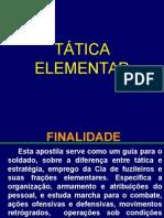 Tática Elementar.ppt
