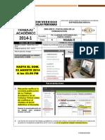 Ta-2014_1 Modulo II Psicología de La Comunicacion