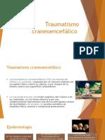 Traumatismo craneoencefálico 2d