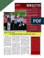 SHTP Newsletter Q3 2009