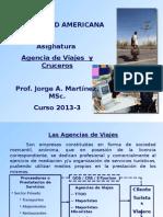 Material de Agencias de Viajes y Cruceros - UAM