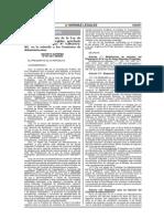 Modificacion Reglamento Ley ANP 007-2011