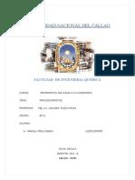 Informe de Progra 2