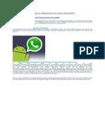 WhatsApp WhatsApp y Utilizando Los Más