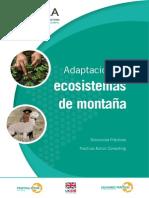 Adaptacion en Ecosistemas de Montaña