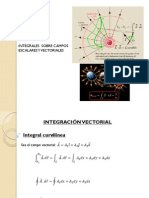 integrales vectoriales