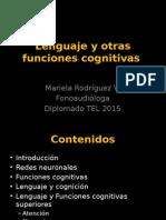 Lenguaje y Otras Funciones Cognitivas