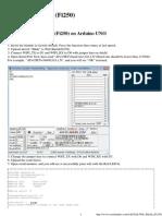 Talk_Wifi Shield (Fi250) - Wiki