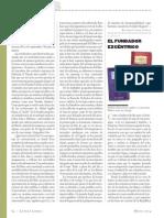 El Fundador Excentrico - Francisco Tario - Letras Libres