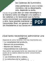 Diseño de Las Cadenas de Suministro (2)