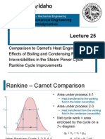 Rankine Cycle Improvements