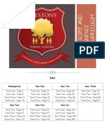 whole school maths scope and sequence 2015