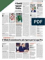 La Gazzetta dello Sport 08-07-2015 - Calcio Lega Pro