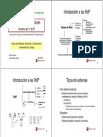 Optimización basada en redes de Petri