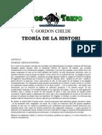 Childe, Gordon - Teoria de La Historia