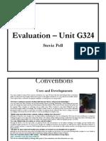 Media Evaluation PDF
