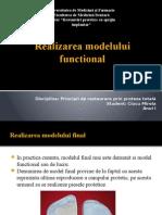 Realizarea Modelului Functional (1)