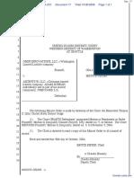 Omni Innovations LLC v. Ascentive LLC et al - Document No. 17