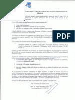 Communiqué Appel à Candidatures Ceni
