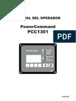 Manual de Servicio PCC1301