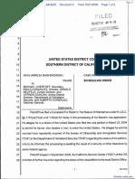 Bagherzadeh v. Chertoff et al - Document No. 3