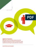 Aptis for Teachers Brochure Online Version 2-1