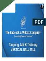 Vertical Ball Mill