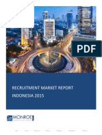 Indonesian Market Survey 2015