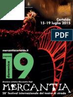 Domenica a Mercantia 2015