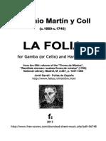 Antonio Mart N Y Coll