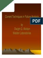 Marine Coating Failure Analysis