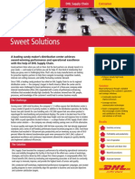 Sweet Solutions Consumer Case Study