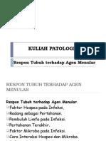 11. Respon Tubuh Terhadap Agen Menular - Copy