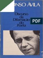 Discurso Da Difamação Do Poeta
