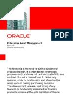 Oracle EAM