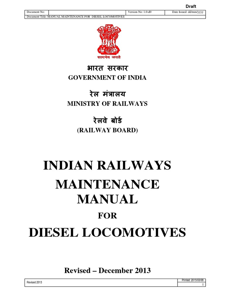 Maintenance Manual For Diesel Locomotivespdf Locomotives Transport Troubleshooting Wiring Problems With The Loconet